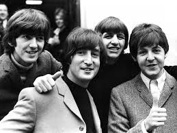 The Beatles, one of the most well-known and influential 4 piece bands of all time.